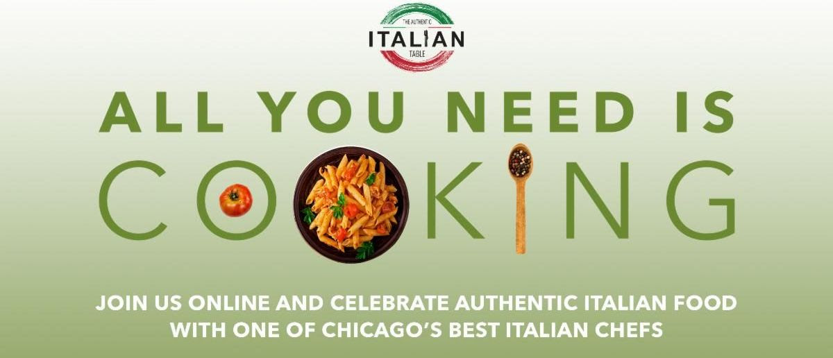 Immagine All you need is Cooking event on Sept 23rd!