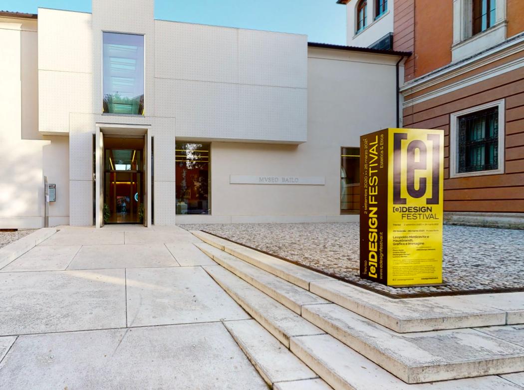 Immagine Tour virtuale della mostra Leopoldo Metlicovitz e Hausbrandt. Grafica e Immagine