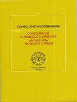 IMMAGINE DELLA COPERTINA IN COLORE GIALLO DELLA PUBBLICAZIONE . SCRITTE AL CENTRO IN ROSSO E MARCHIO DEL CONSORZIO