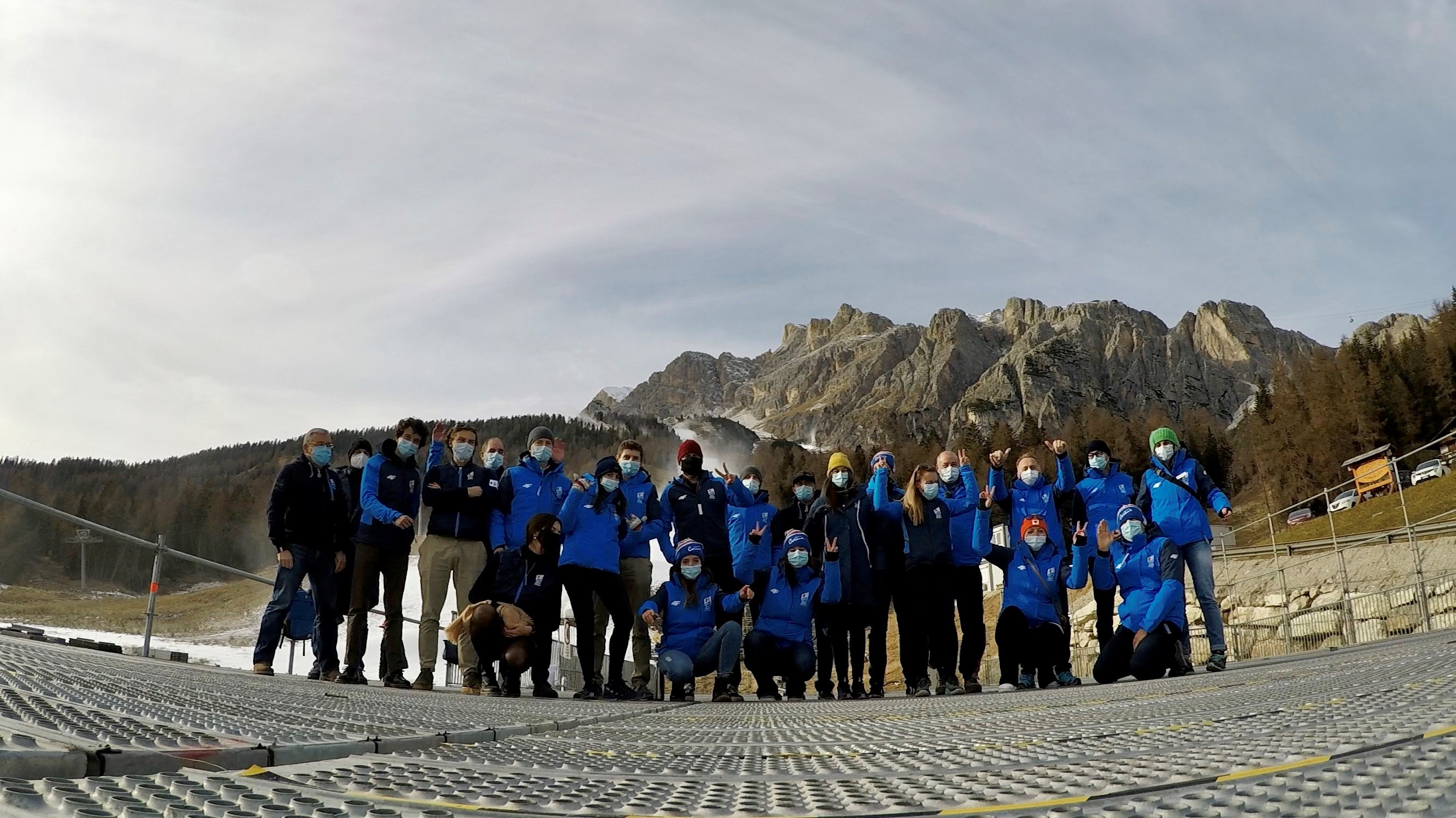 Immagine Cortina 2021: conclusa la FIS Final Inspection