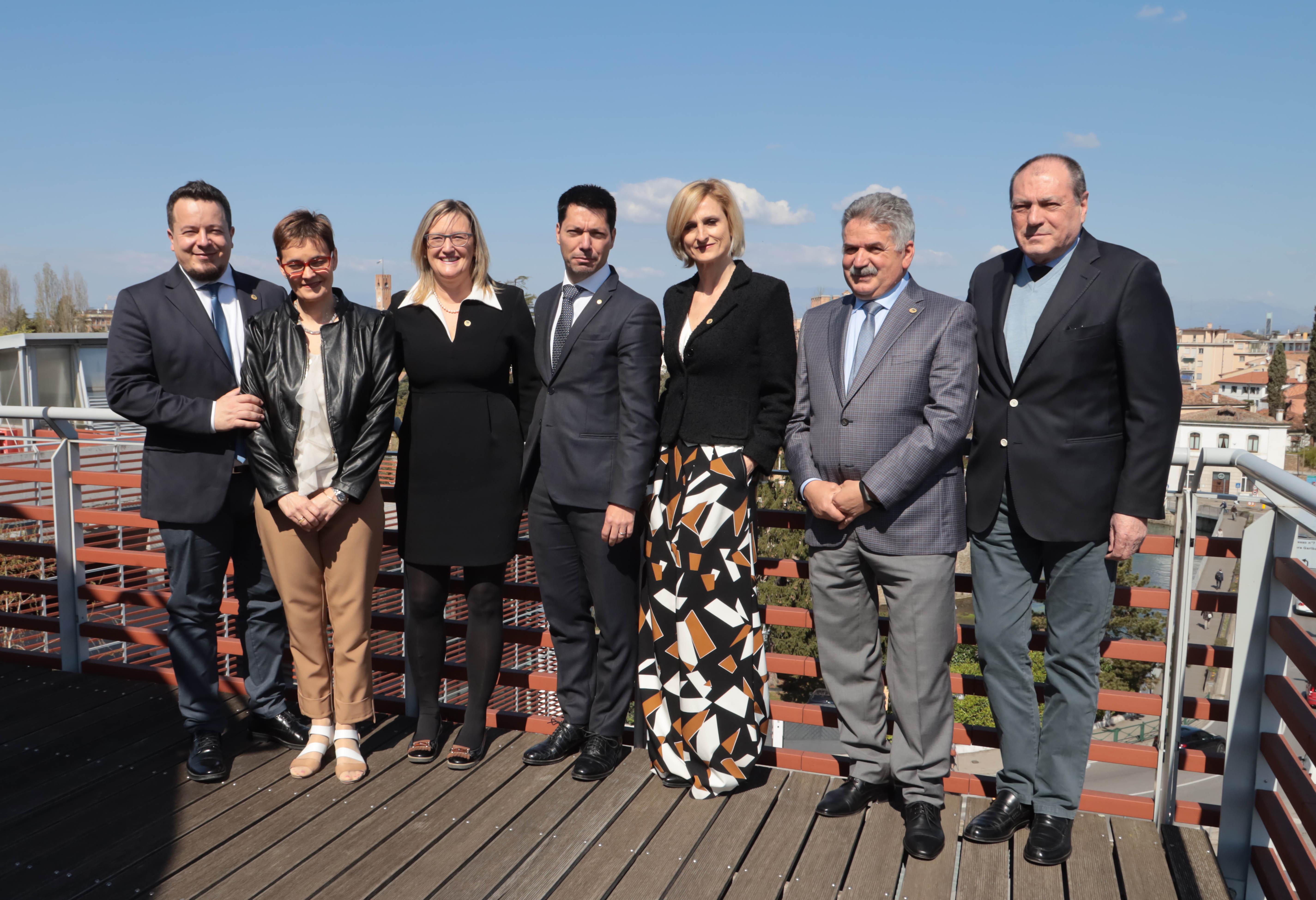 Immagine Ascom-Confcommercio Treviso riparte da Urbecom con nuovi progetti e obiettivi Mercoledì 8 Maggio alla prima grande chiamata dei fiduciari del nuovo corso