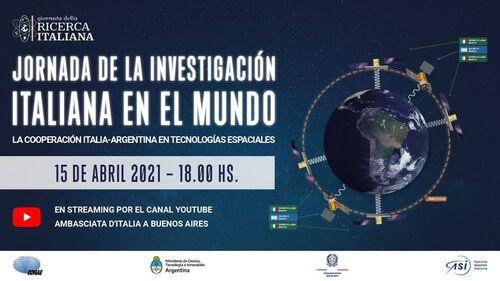 Immagine L'Ambasciata d'Italia in Argentina ha celebrato la Giornata della ricerca italiana nel mondo
