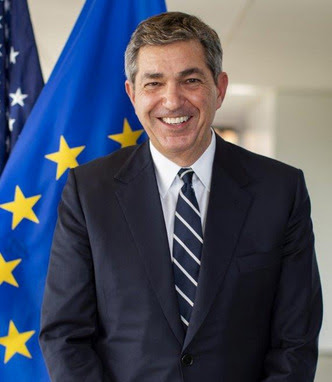 Immagine Join us for a Conversation with Stavros Lambrinidis, Ambassador of the European Union to the United States