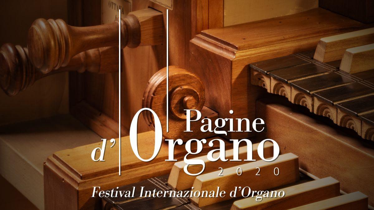 Immagine Domenica 23 febbraio 2020, ore 17.30: Secondo concerto Festival Internazionale Pagine d'Organo 2020