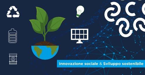 Immagine Ultimi giorni per partecipare alla 2a edizione del Premio Innovazione sociale e sviluppo sostenibile