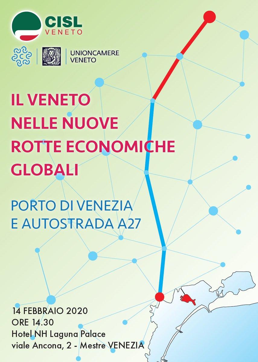 Immagine Il Veneto nelle nuove rotte economiche globali