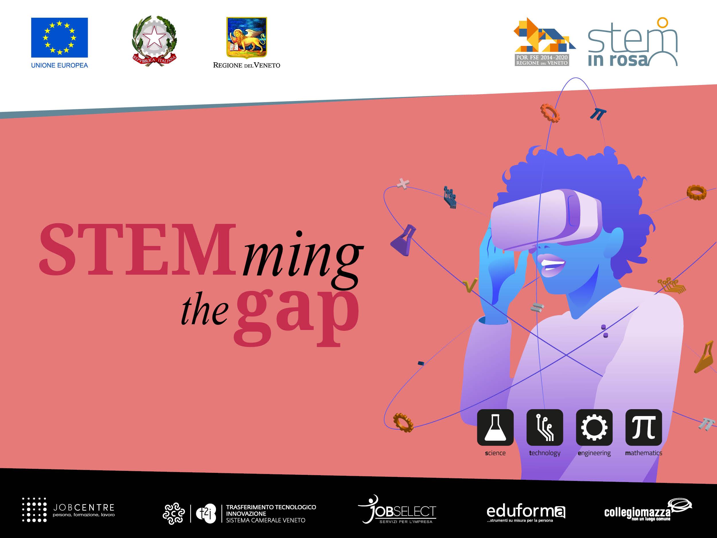 Immagine Padova: Stemming the gap, venerdì 25 ottobre, ore 09.00 - 18.00, Palazzo della Salute.